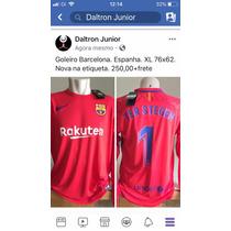 Busca goleiro barcelona com os melhores preços do Brasil ... 91359f36a23cb