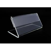 Display Para Buffet Ou Porta Preço 3x5cm Kit 100 Unid.