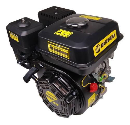 Motor Horizontal Gasolina 6.5hp 196cc Partida Manual 4 Tempo
