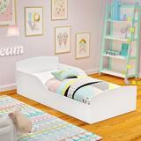 Cama Infantil Montessoriana Sonho C/ Colchão - Vários Temas
