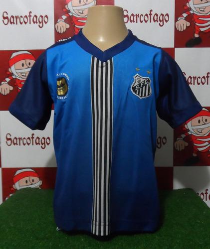 Camisa Santos Infantil Super Promoção 5c726c3530eaa