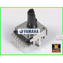 Potenciometro Volume P/ Teclado Yamaha Psr1100 Original Novo