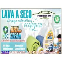 Produto Para Limpeza Ecológica De Carro A Seco