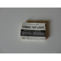 Manual Relógio Citizen Combo Tap Light C810