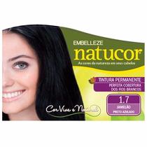 Tinta Natucor 1.7 Jamelão Preto Azulado