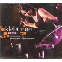 Cd Klebi Nori - Ao Vivo (2011) -part. Guilherme Arantes
