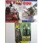 Revista Egw # 117,132 Egm Pc # 16 - Batman, Assasins Creed 3