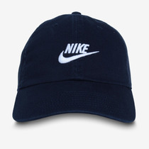 Boné Nike Sportswear Futura Washed H86 913011 Azul Original 0f36e9b1190