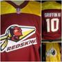 Camisa Camiseta Redskins Futebol Nfl Atacado Varejo