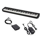 Piano Stage Digital Casio Cdp-s100 Bk Lançamento Cdp S100