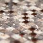 Pastilha Vidro Com Pedra 01 Placa