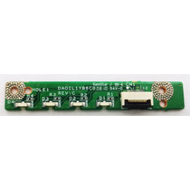 Placa Led Netbook Positivo Mobile Daoil1yb6co