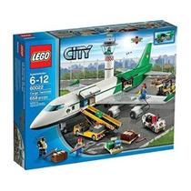Lego City 60022 Cargo Terminal - Entrega Atômica