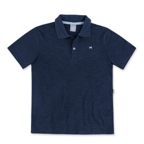 Camiseta Gola Polo Infantil Hering - Lançamento Imperdivel