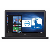 Notebook Dell Inspirion 15 I3 6gb Hd Tb Tela Touch 15,6 W10