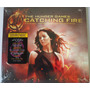 Cd Hunger Games 2 Catching Fire (delux) = Ost Trilha [eua]
