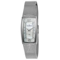 Relógio Skagen Silver Tone Feminino - 887sss B2sx