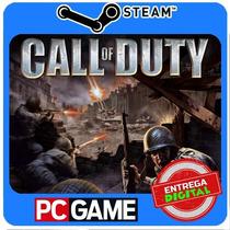 Call Of Duty Pc Steam Cd-key Cod Call Of Duty 1 Cod1