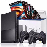 Play 2 Ps2 Playstation 2 Usado Desbloqueado 1+controle