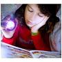 Lanterna Luminaria Leitura Led D Toque Com Adesivo Frete Off