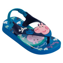 Chinelo Infantil Masculino Ipanema Baby George Pig