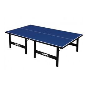 Mesa De Ping Pong Klopf Olimpic 1013 Azul
