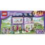 Lego 41095 - Friends - Casa Da Emma - 706 Peças