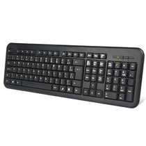 Teclado Multimídia Gamer Abnt2 Slim Usb Teclas Macias Pc Not
