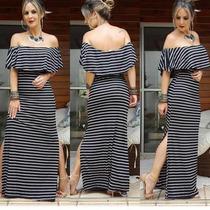 91e9119796 Femininos Vestidos Casuais Vestidos Longos com os melhores preços do ...