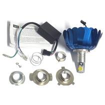 Lampada Farol Super Led 6000k Efeito Xenon Fazer Cb300 Next!