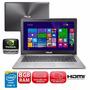 Notebook Asus X450ld Intel I5 8gb Ram 1tb Hd Nvidia Gt Dvd