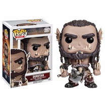 Funko Pop! Wow World Of Warcraft - Durotan - Pronta Entrega