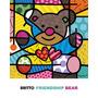 Poster (41 X 51 Cm) Friendship Bear Romero Britto