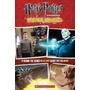 Livro Harry Potter Handbook Movie Magic Warner Bros