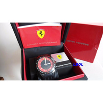 Relogio Ferrari Laptime Original Tissot Omega Oakley Invicta