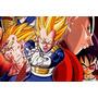 Painel Decorativo Festa Infantil Dragon Ball Goku (mod7)