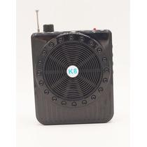 Amplificador Voz Megafone Microfone Aulas Palestrante Vendas
