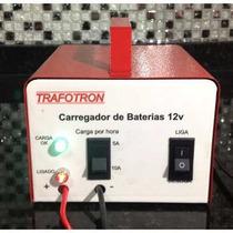 Carregador Para Bateria 12v Frete Grátis Para Todo Brasil