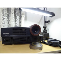 Projetor Infocus Prolite 220 C/ Defeito - Lâmpada Funciona