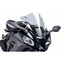 Bolha Puig Kawasaki Zx-10r (11-14) Pronta Entrega