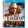 Blu-ray Os 300 De Esparta - Novo Lacrado Original