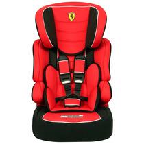 Cadeirinha Auto Carro Infantil Bebe Ferrari Red Cadeira36 Kg