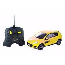 Carro Controle Remoto Fiat Novo Palio Sporting 1:18 Rastar