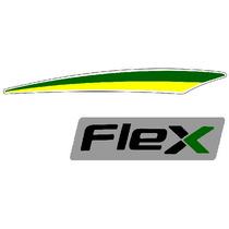Adesivo Emblema Flex Tucson Hyundai