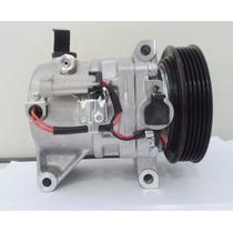 Compressor Uno Fire / Palio Fire 1.0 Calsonic 2004 Diante