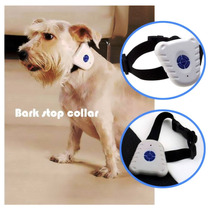 Coleira Anti Latidos Eletrônica Para Cães, Pronta Entrega