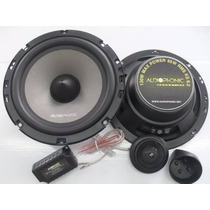 Alto-falante Audiophonic Kit 2 Vias 6 Ks 6.2 65wrms