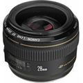 Lente Canon Ef 28mm F/1.8 Usm + Filtro Uv **