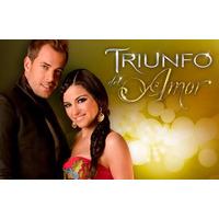 Novela Triunfo Do Amor Completa E Dublada (promoção)