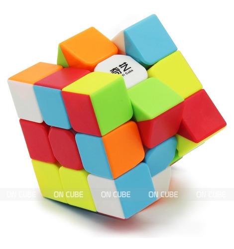 Cubo Mágico 3x3x3 Warrior W - Profissional - Original